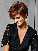 Load image into Gallery viewer, Emma - Ferdinand's Pixie Cut WIg - ferdinandswigs.com - Ferdinand's Holdings - Emma, Human Hair, Short Wigs, synthetic, Wigs