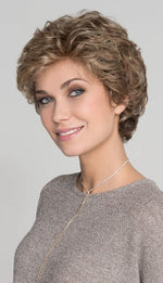 Load image into Gallery viewer, SOPHIA - SHORT CURLS - petite average lace front wig - Ferdinand's Wigs