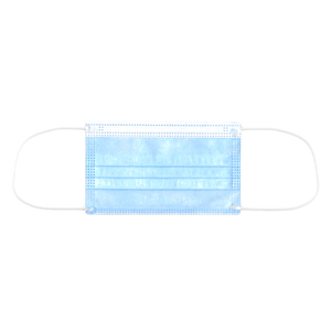 Turba 3-Ply Plain Pediatric Mask - Blue (Pack of 50)