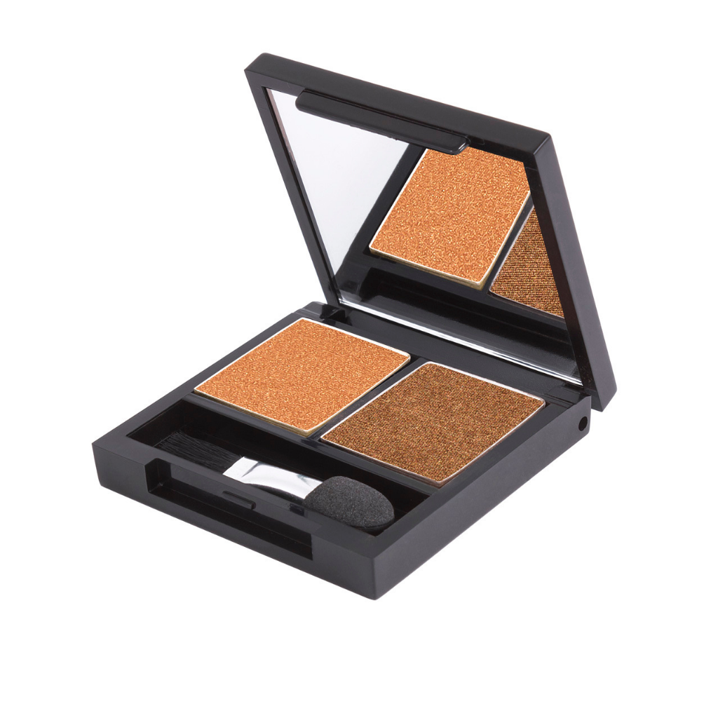 Zuii Organic Duo eye shadow palette, Duo luomiväripaletti