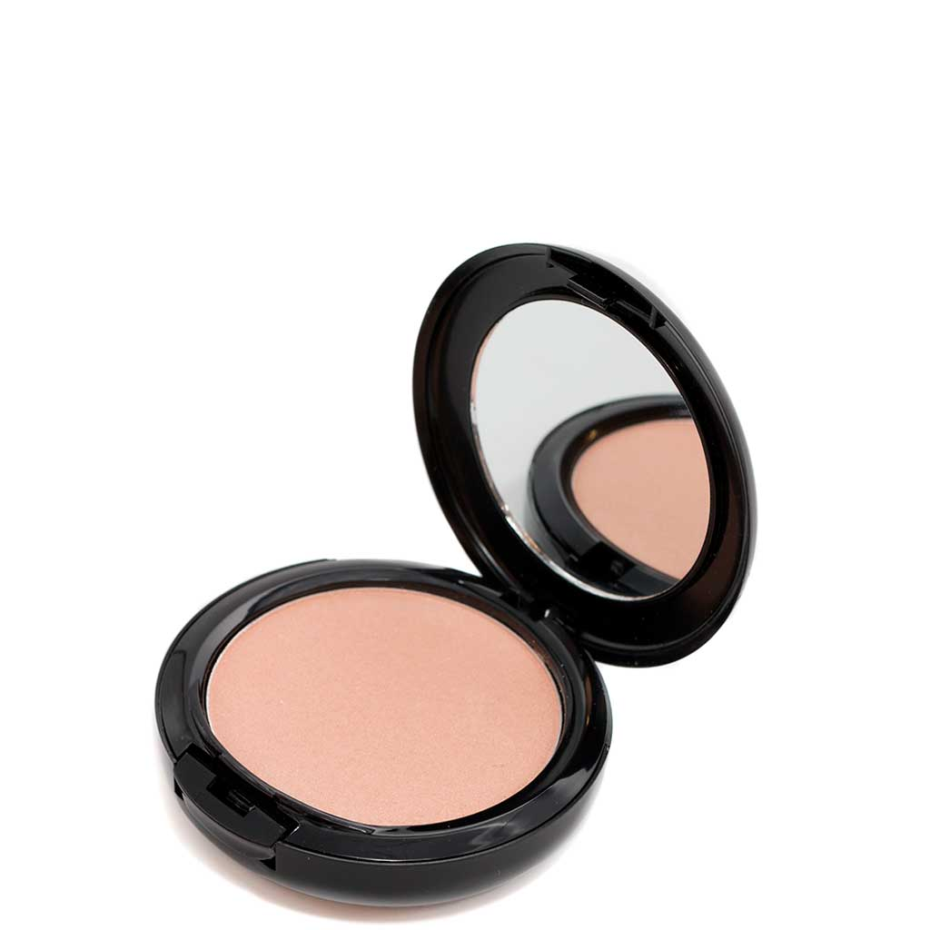 Zuii Organic Flora Powder Glow Highlighter Moon, hohdepuuteri