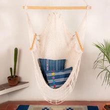 Load image into Gallery viewer, Handwoven Hanging Chair