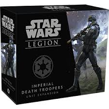 Star Wars: Legion Death Troopers and Shoretroopers Back In Stock