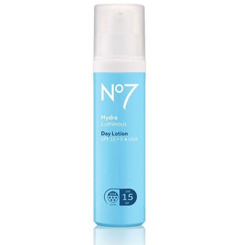 No7 HydraLuminous Day Lotion SPF 15