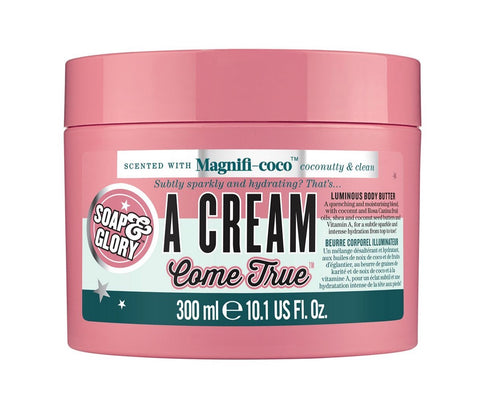 زبدة الجسم Magnificoco A Cream Come True من Soap & Glory