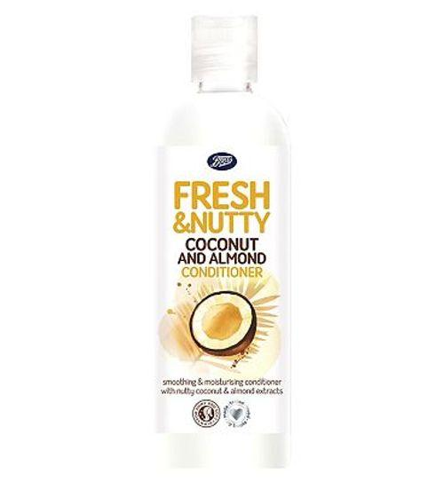 Boots Fresh Coconut & Almond Conditioner 500ml