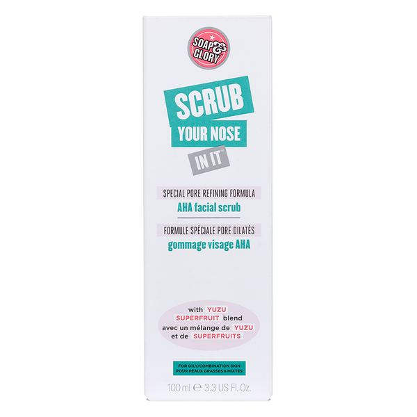Soap & Glory Scrub Your Nose In It Facial Scrub 100ml