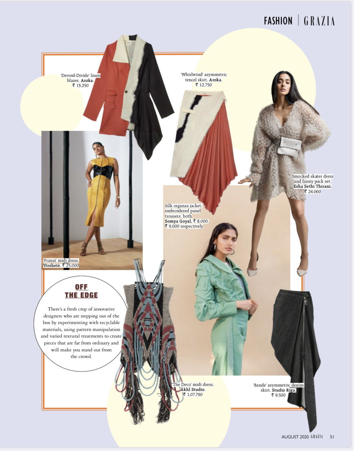 Grazia root for homegrown