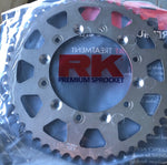 50 TOOTH REAR SPROCKET (to suit Yamaha & Honda)
