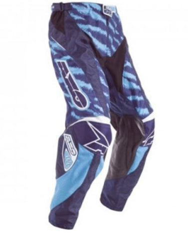AXO DYEMAX PANTS BLUE