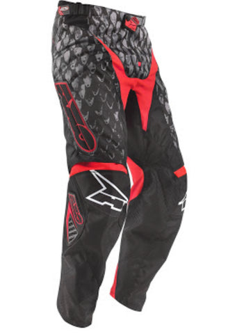 AXO DYEMAX PANTS MAMBA BLACK/RED