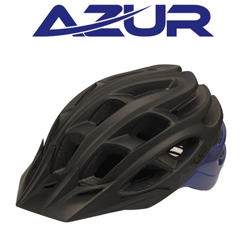 AZUR EXM - BLACK/BLUE