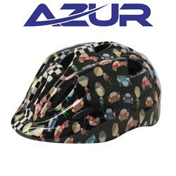 AZUR KIDS CARS HELMET