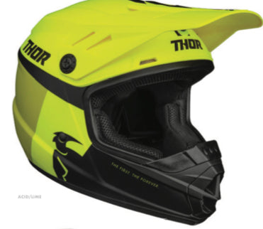 YOUTH THOR SECTOR RACER HELMET