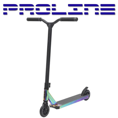 PROLINE L1 SCOOTER - NEO CHROME
