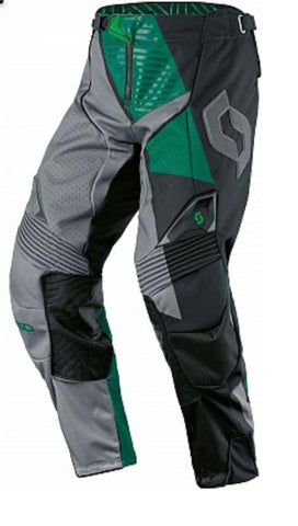 SCOTT PANT 450 PODIUM BLACK/GREEN