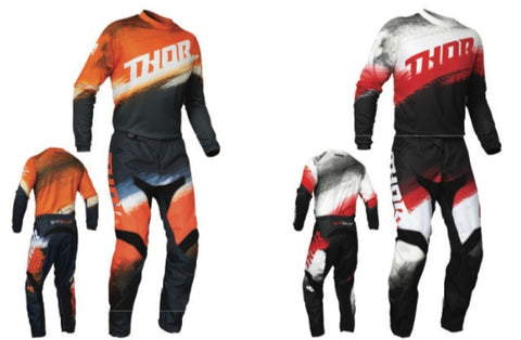 YOUTH THOR SECTOR VAPOR JERSEY