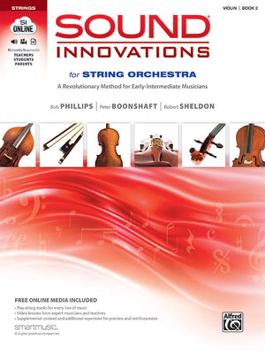 Open image in slideshow, Sound Innovations for String Orchestra, Book 2