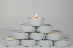 Load image into Gallery viewer, Soy Tea Lights (10 pack)