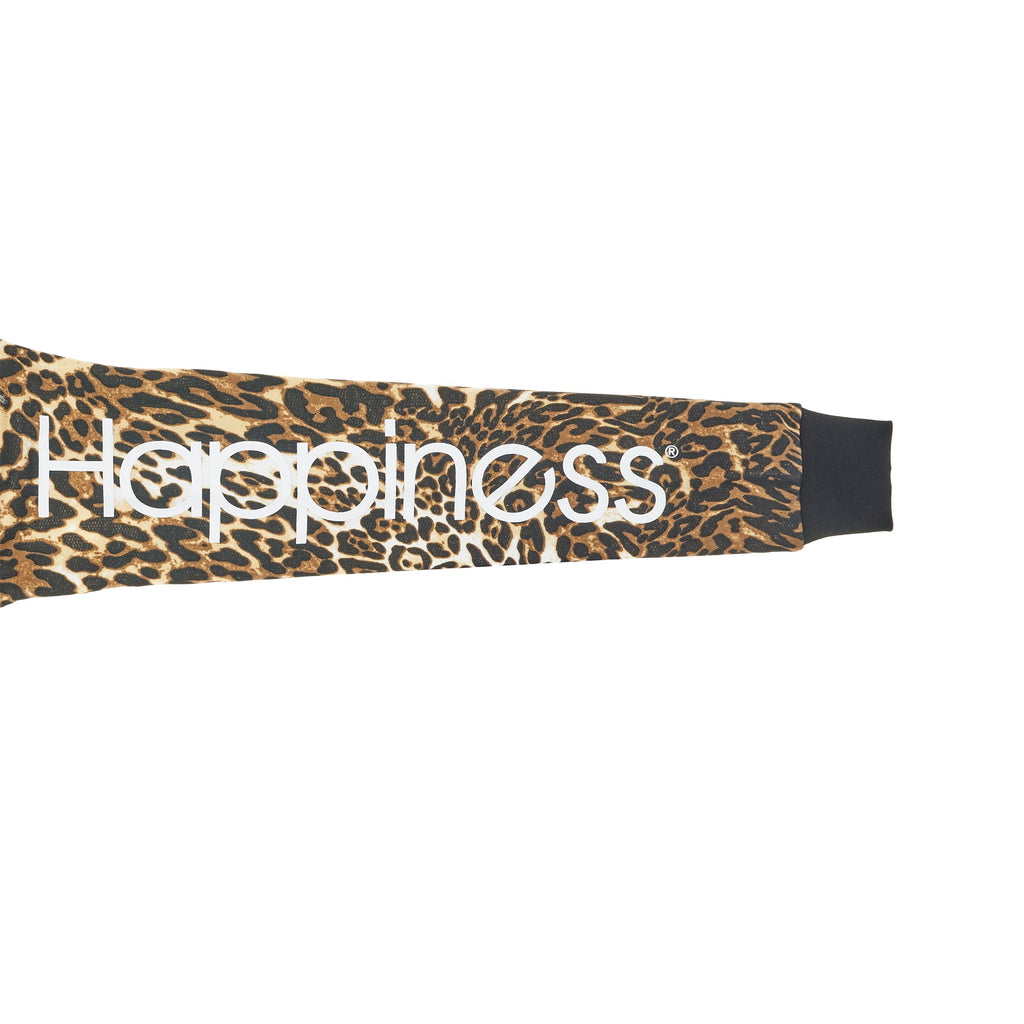 Felpa Zip Donna - Happiness Leo Logo - Happiness Shop Online