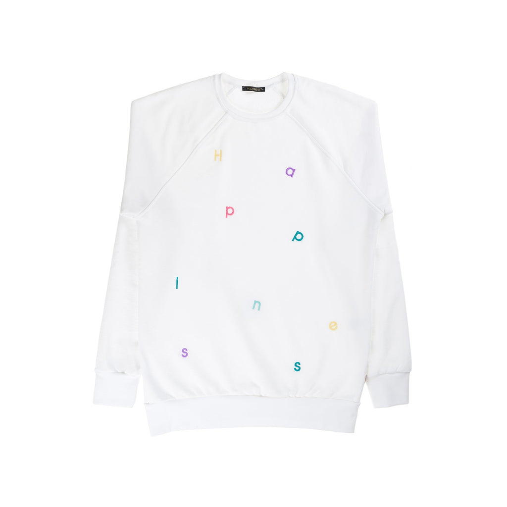 Crew Uomo - Scattered Print - Happiness Shop Online