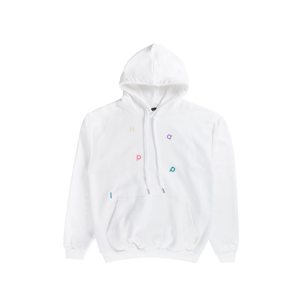 Hoodie Uomo - Scattered Print - Happiness Shop Online