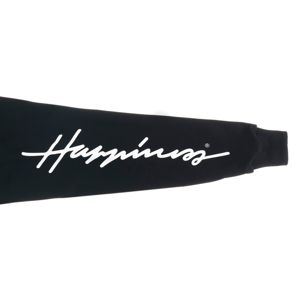 Happy Zip Uomo - Sleeve Happiness Sign - Happiness Shop Online