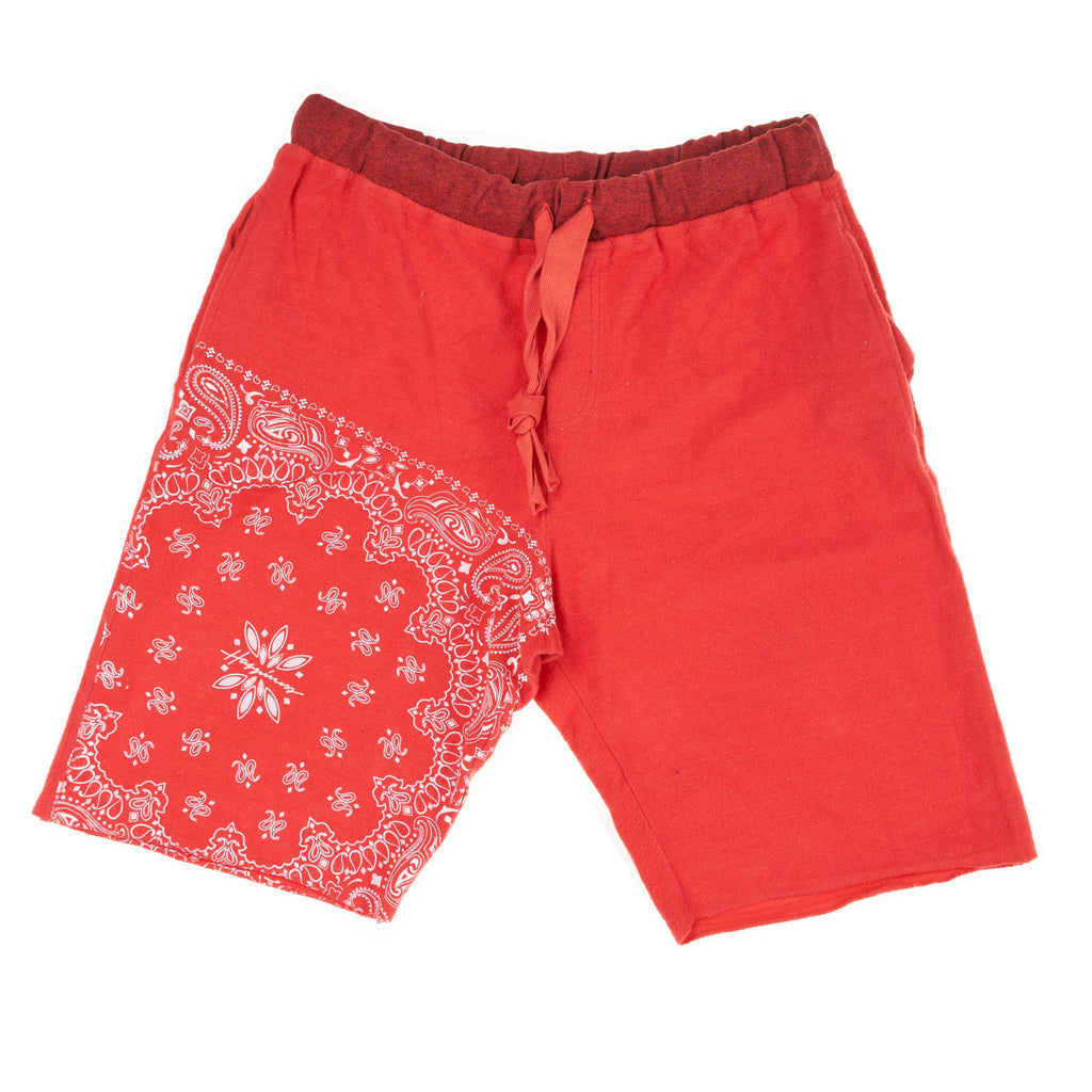 Shorts Uomo - Happiness Rev Bandana Prints - Happiness Shop Online