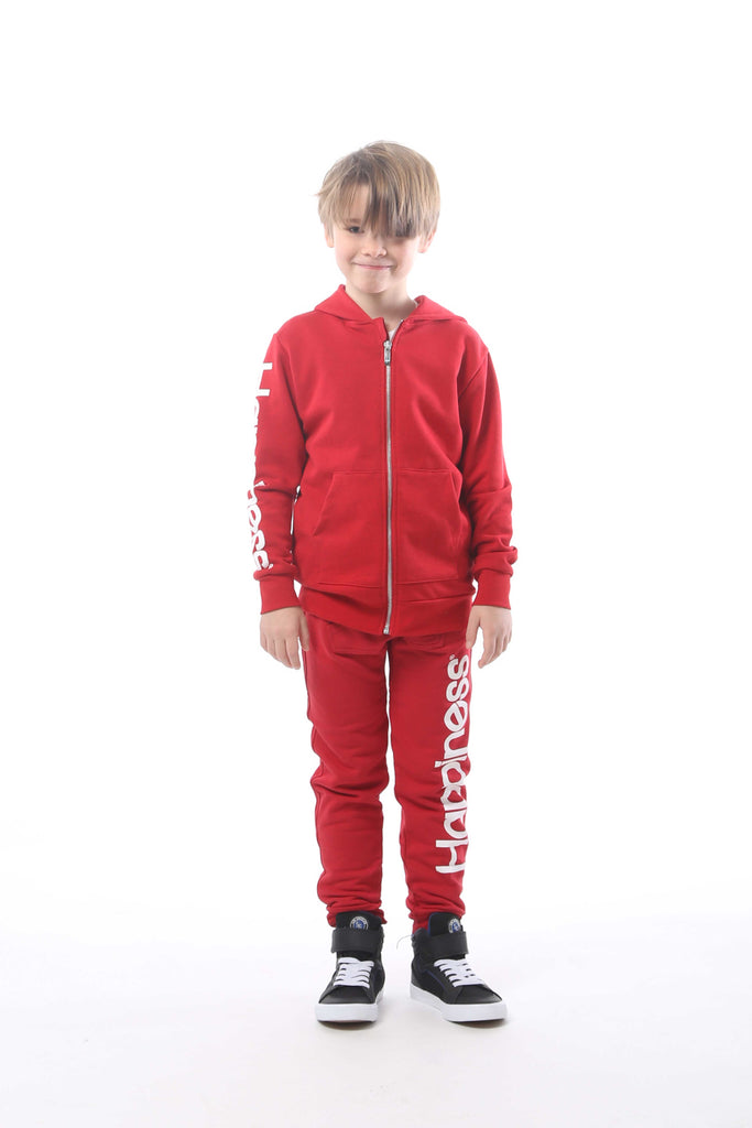 Pantalone Turca Kids Rosso - Happiness Shop Online