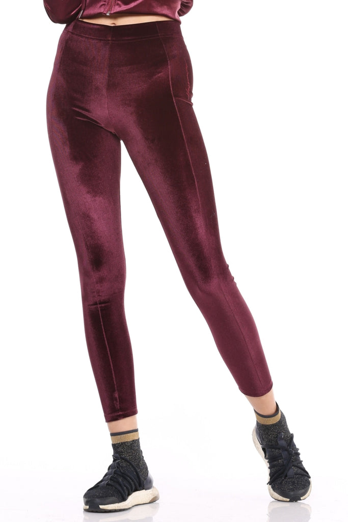 Leggings Donna -Ciniglia Happiness - Happiness Shop Online