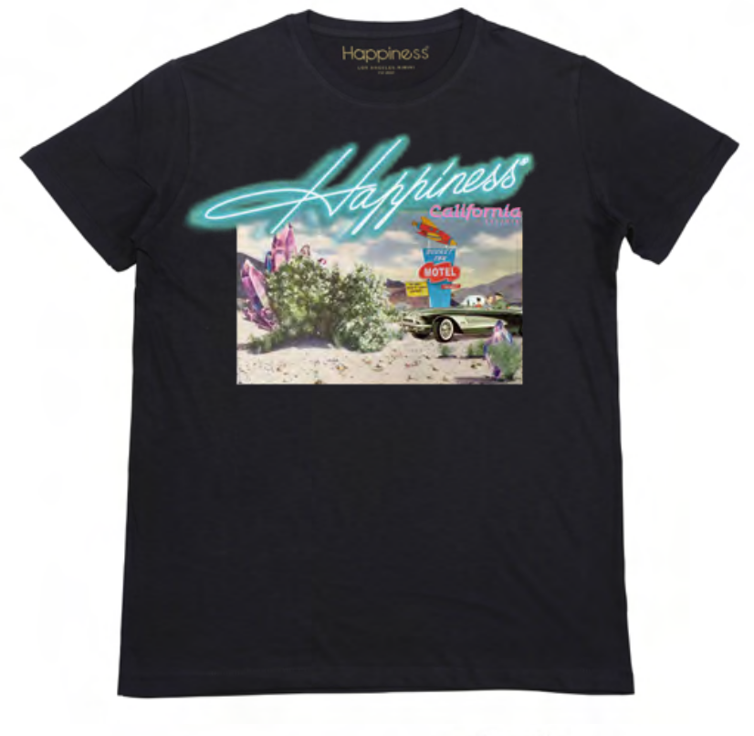 T-shirt Uomo - Rocket Inn Motel - Happiness Shop Online