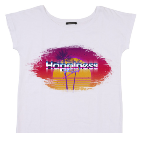 Top Donna - Palm Sunset - Happiness Shop Online
