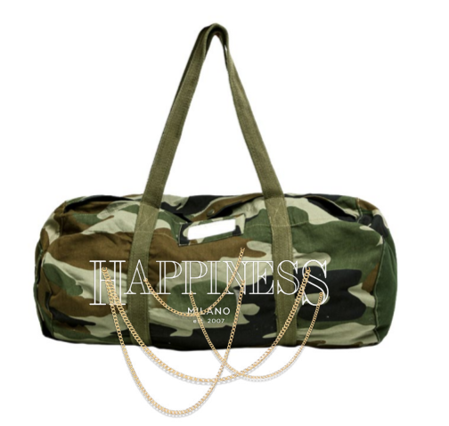 Army Bag - Catene Happiness - Happiness Shop Online
