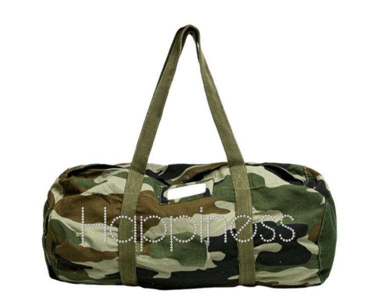 Army Bag - Happiness Pearl - Happiness Shop Online