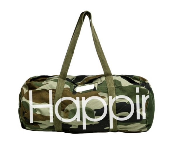 Army Bag - Big Logo - Happiness Shop Online