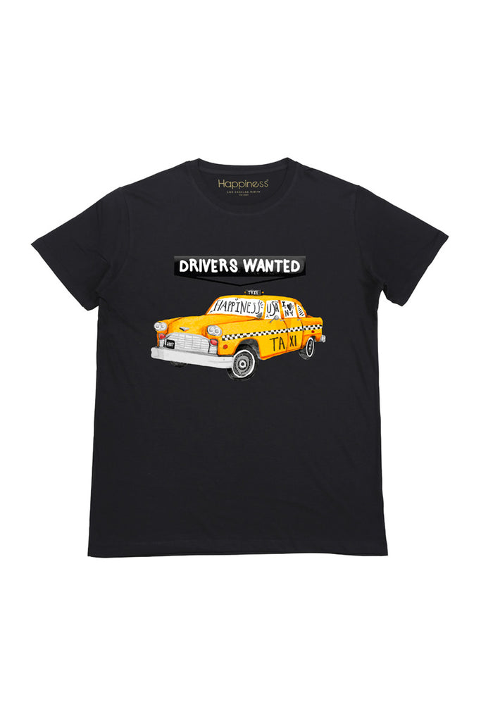 T-shirt Bambino - Taxi - Happiness Shop Online