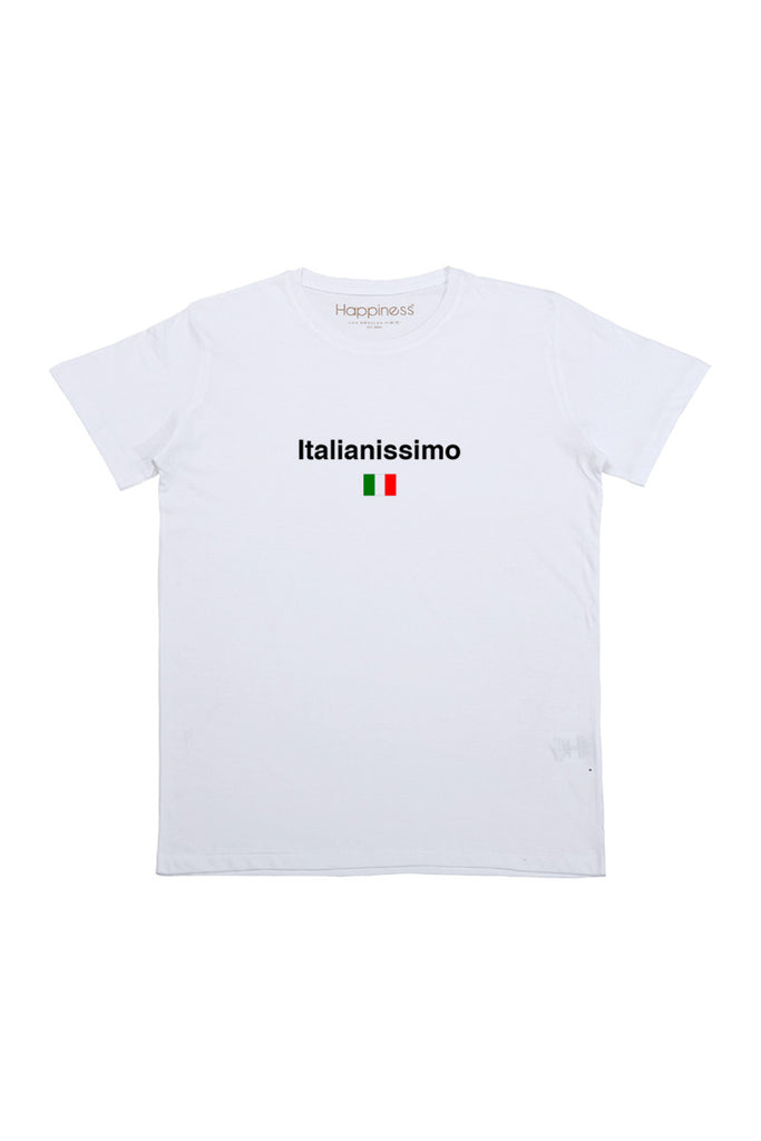 T-shirt Bambino - Italianissimo - Happiness Shop Online