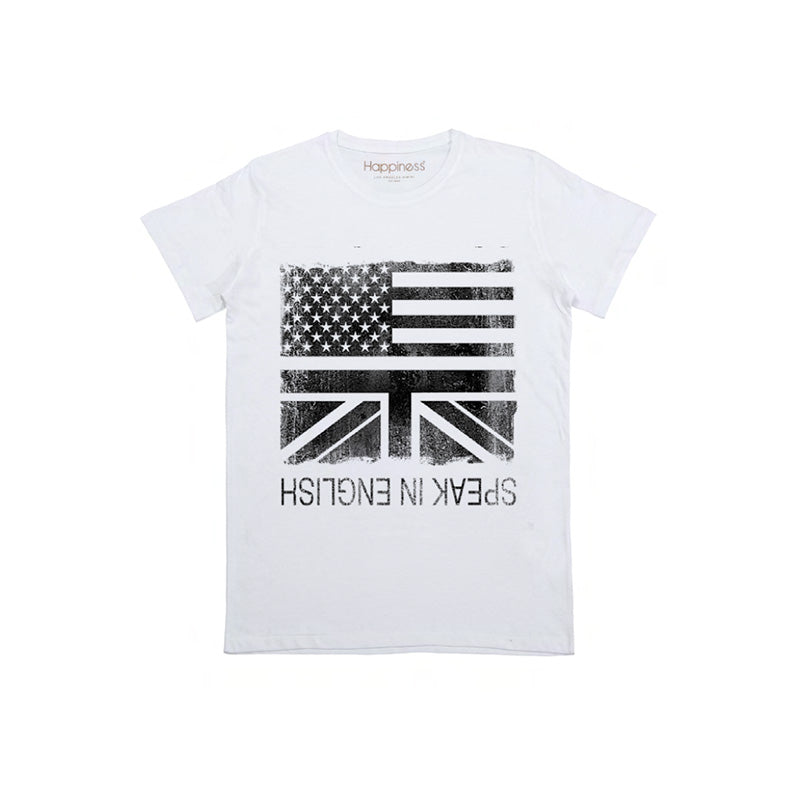 T-shirt Uomo - Black Flags - Happiness Shop Online