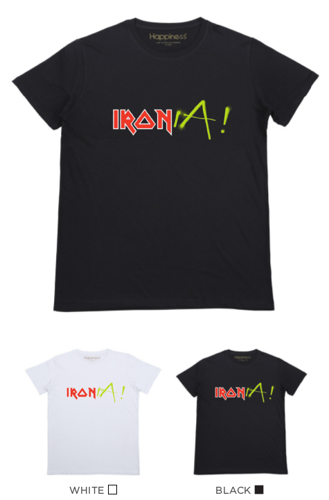 T-Shirt Bimbo - Ironia - Happiness Shop Online