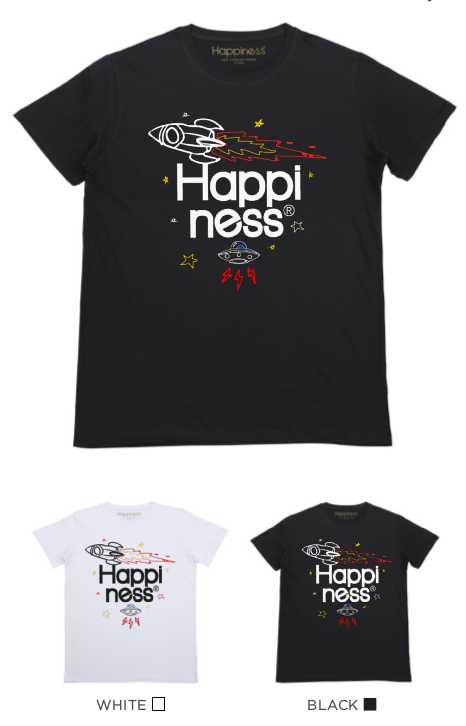 T-Shirt Bimbo - Happiness Space - Happiness Shop Online