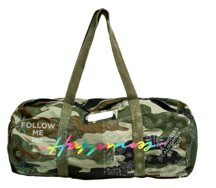 Army Bag - Happiness Rainbow Bandana Print - Happiness Shop Online