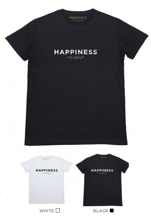 T-Shirt Bimbo - Happiness Embroidered - Happiness Shop Online
