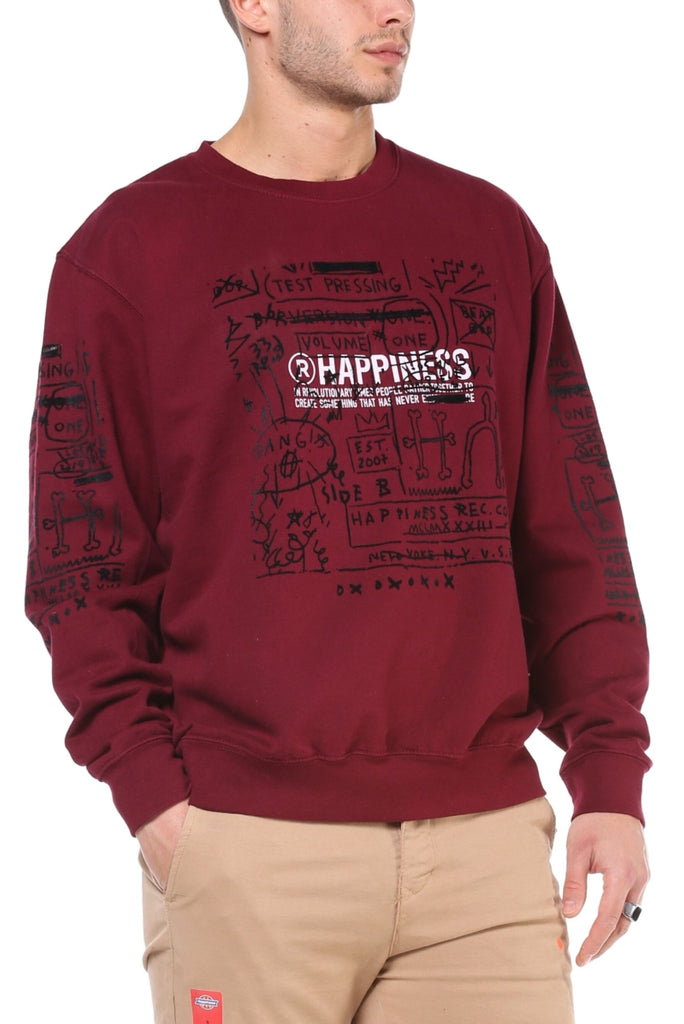 Crew Uomo - Happiness Revolutionary Times - Happiness Shop Online
