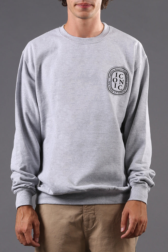 Crew Uomo - Iconic Milano - Happiness Shop Online