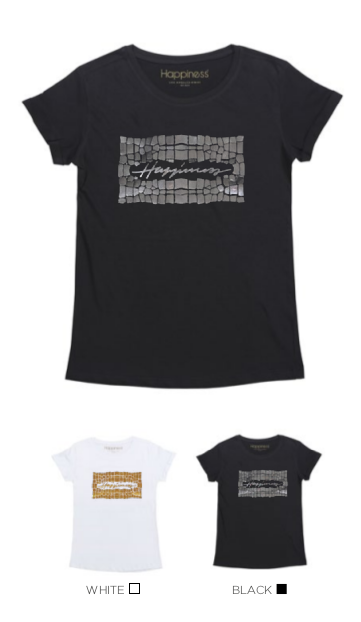 T-Shirt Donna - Mosaico Happiness - Happiness Shop Online