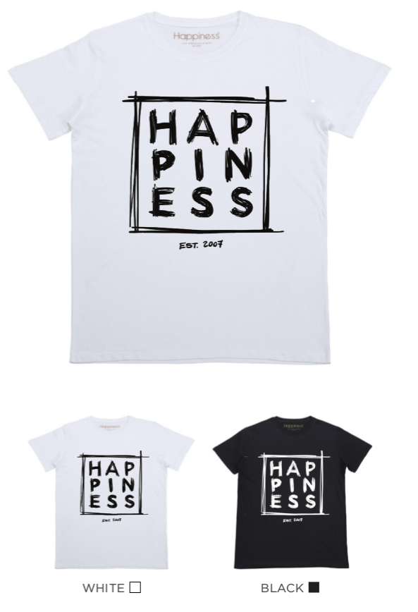 T-shirt Uomo - Marking Pen Logo - Happiness Shop Online
