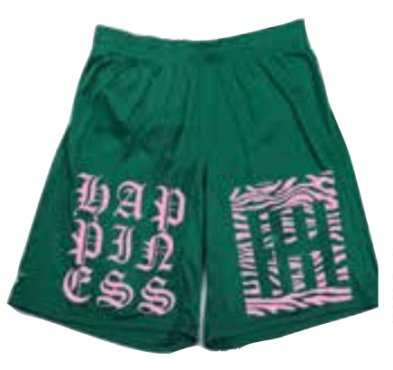 Bermuda Man Sporty Green - Happiness Shop Online