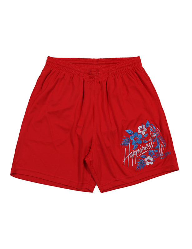 Bermuda Man Sporty Red - Happiness Shop Online