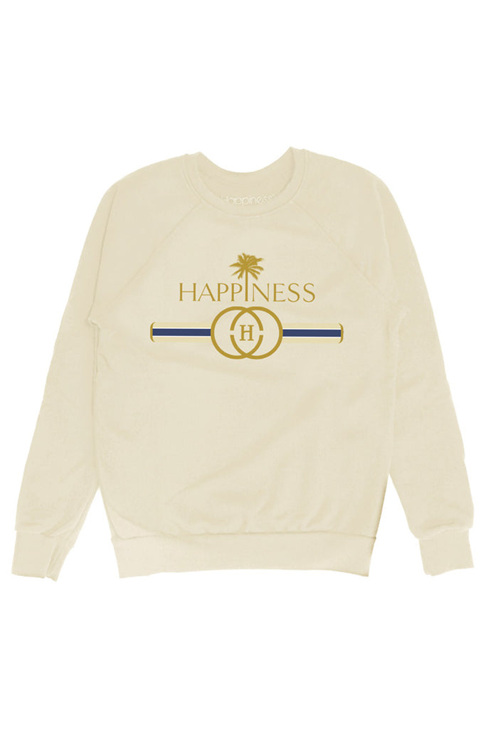 Crew Uomo - HappIness Logo - Happiness Shop Online