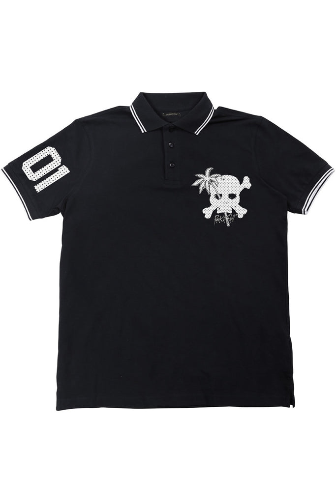 Polo Uomo - Rnr Palm 01 - Happiness Shop Online